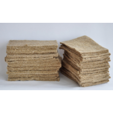 Льняные коврики 15*9,5 см