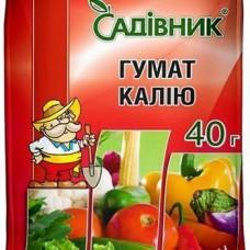 Гумат Калия  40 гр