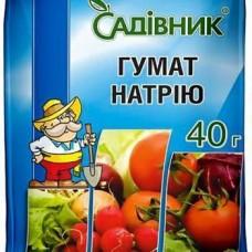 Гумат натрия 40 гр