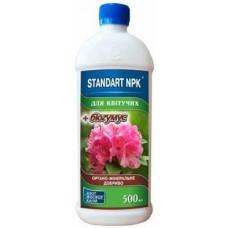 Стандарт NPK д/цветущ. +биогумус 500 мл